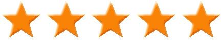 5 Sterne für Filippa Funkelte