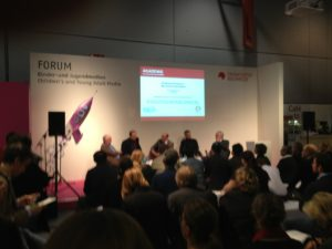 Buchmesse Forum Kinderbuch 3.0