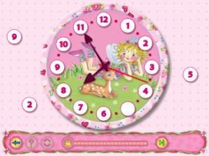 Lernerfolg Vorschule Prinzessin Lillifee Uhr