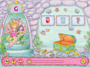 Lernerfolg Vorschule Prinzessin Lillifee Buchstaben