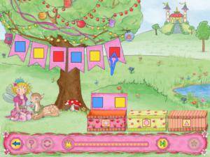 Lernerfolg Vorschule Prinzessin Lillifee Formen