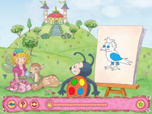Lernerfolg Vorschule Prinzessin Lillifee englisch