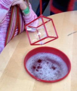 Mathematikum Seifenblasen