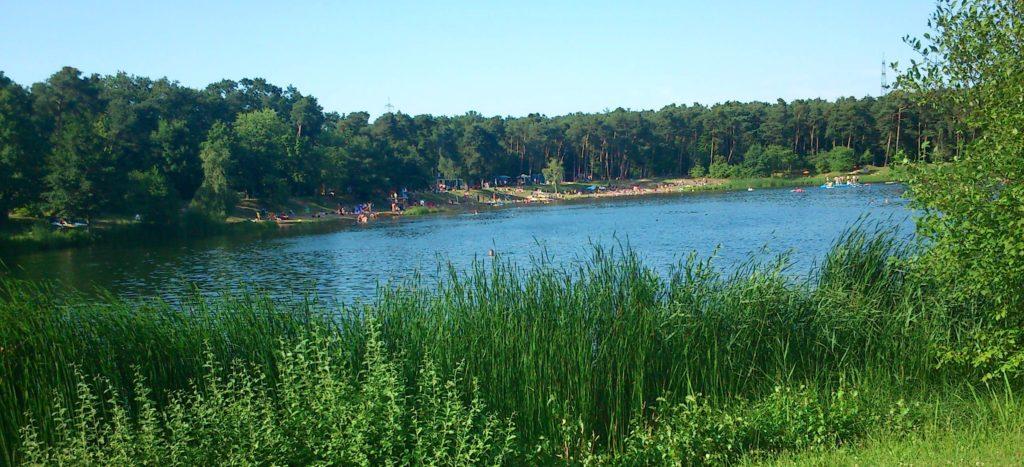 Walsdschwimmbad Rüsselsheim