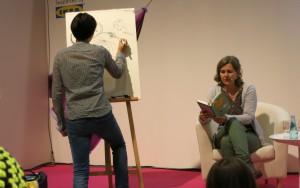 Lesung Mein Lotta-Leben Buchmesse 2013