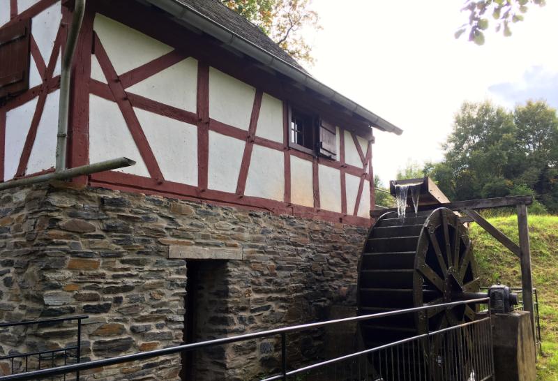 Mühle im Freilichtmuseum Rheinland-Pfalz
