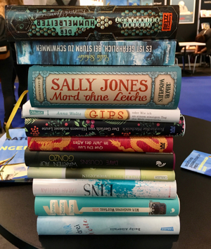 Auswahl nomierte Bücher Jugendliteraturpreis 2017