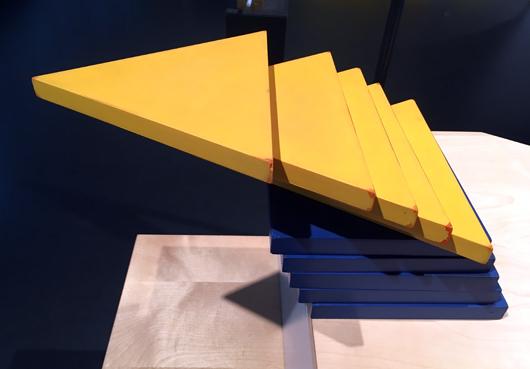 Dreiecke ausbalancieren Dynamikum