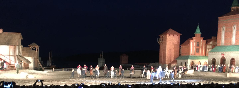 Vorstellungsende Störtebeker Festspiele 2018