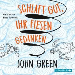 Hörbuch Cover: Schlaft gut, ihr fiesen Gedanken